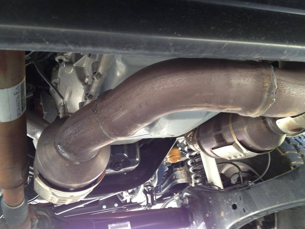 hight resolution of step 3 reinstall dpf and catalytic converter