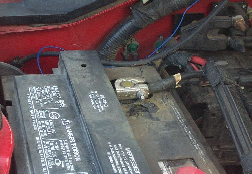 2007 Ford F 150 Fuel Pump Wiring Battery Replacement F150 Ford Trucks