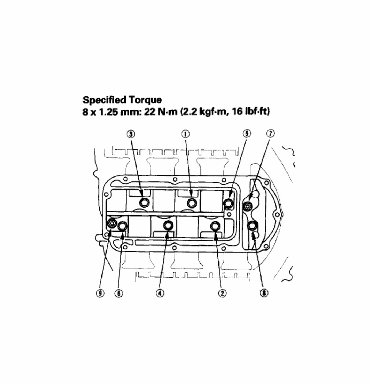 Torque Specs Acura Rl Intake Manifold