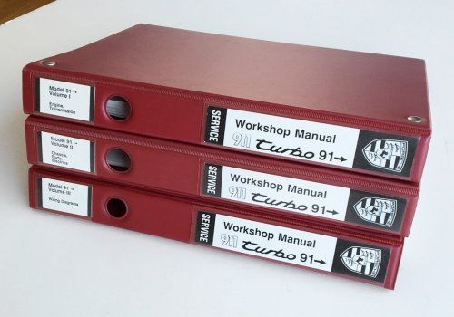 small resolution of 1991 1993 911 turbo workshop manuals rennlist porsche discussion