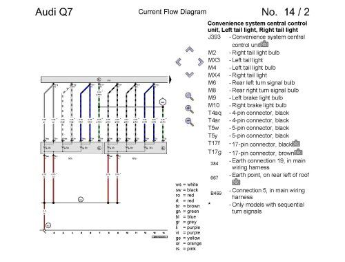 small resolution of audi q7 tail lights wiring diagrams wiring diagram audi q7 tail lights wiring diagrams