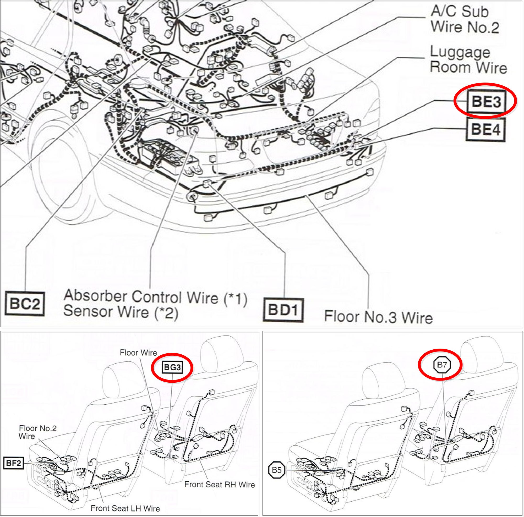 00 Civic Wiring Diagram