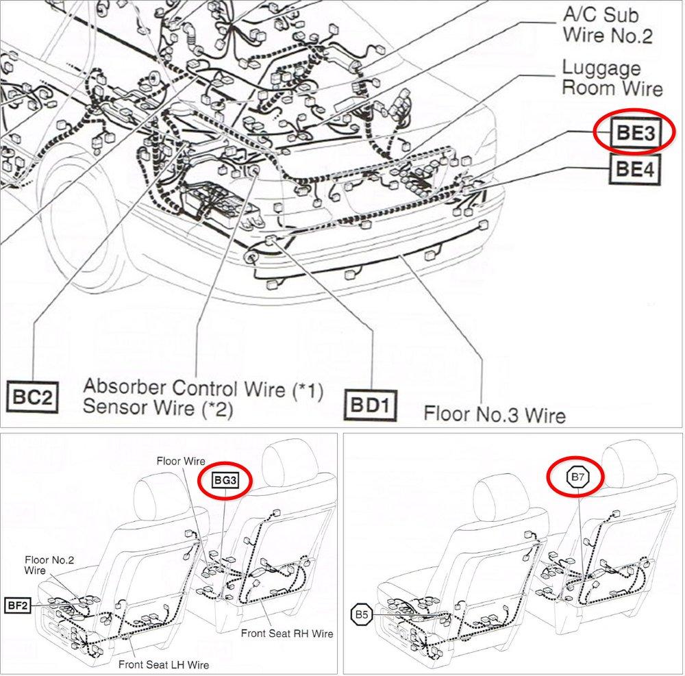 medium resolution of lexus seats diagram tech tips wiring diagrams u2022 rh elitemamasblog com pioneer avh p3200bt wiring