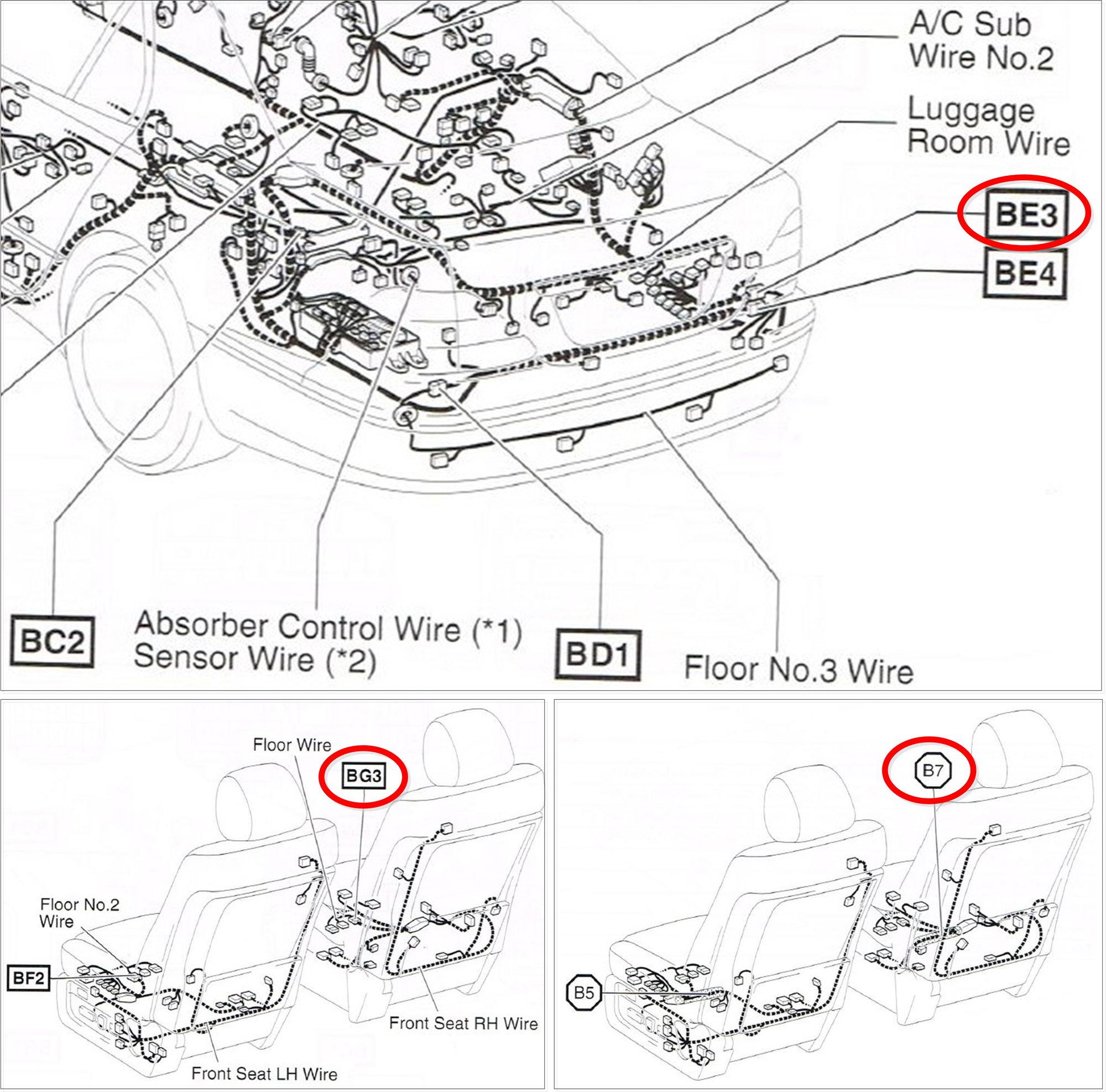 hight resolution of lexus seats diagram tech tips wiring diagrams u2022 rh elitemamasblog com pioneer avh p3200bt wiring