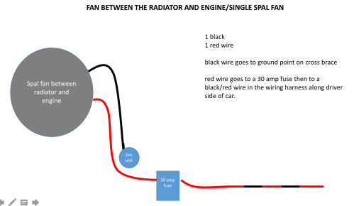 small resolution of switch but i would like to bring it back to stock can radiator fan diagram corvetteforum chevrolet corvette