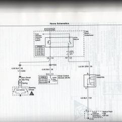 Citroen C4 Stereo Wiring Diagram Trailer Diagrams 4 Way Systems Horn Not Working Help Corvetteforum Chevrolet Corvette