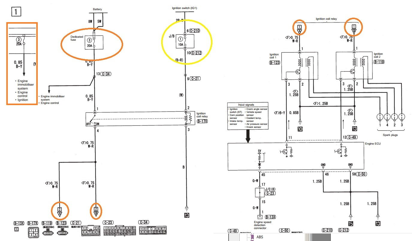 hight resolution of how to draw a fuse in a circuit diagram how image evo 8 fuse box evo