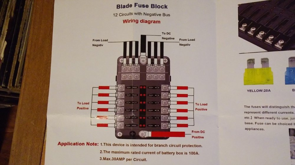 medium resolution of aftermarket fuse block i would like to install