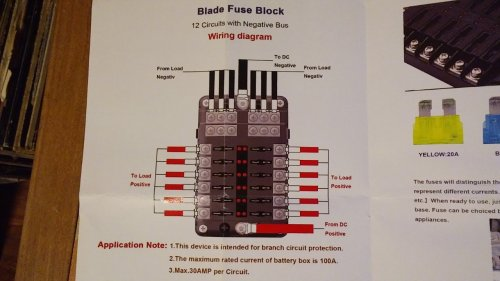 small resolution of aftermarket fuse block i would like to install