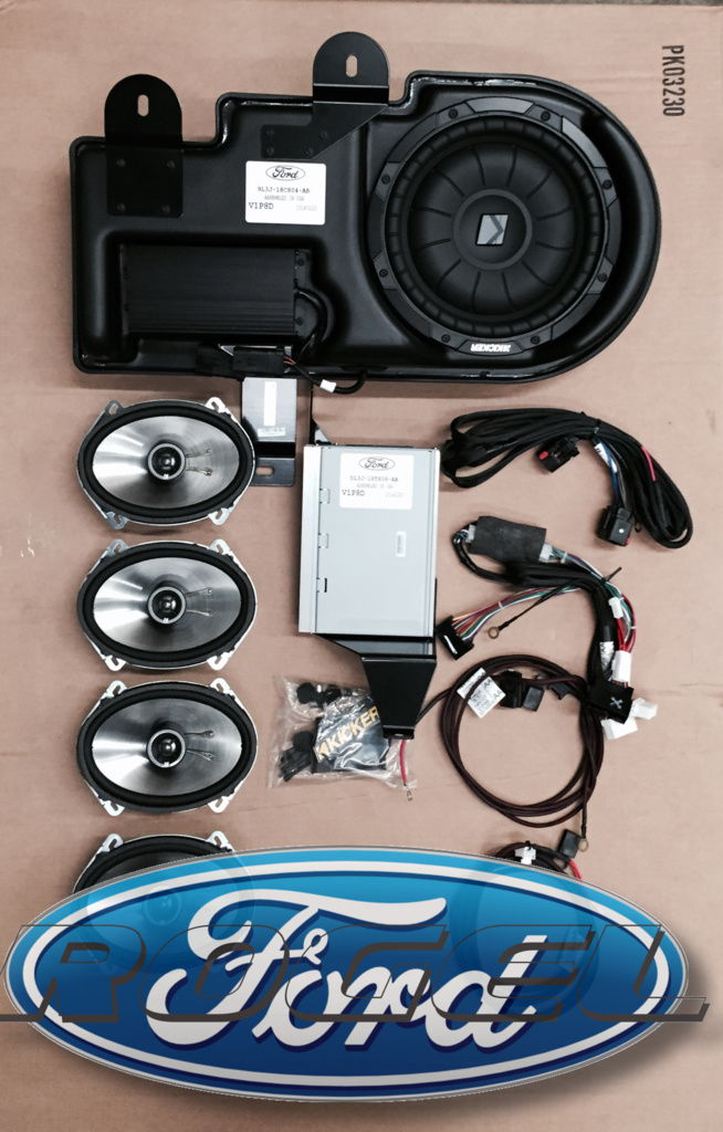2015 Ford F250 Speaker Wiring Ford Oem Kicker Upgrade 450 For Forum Members Only 299