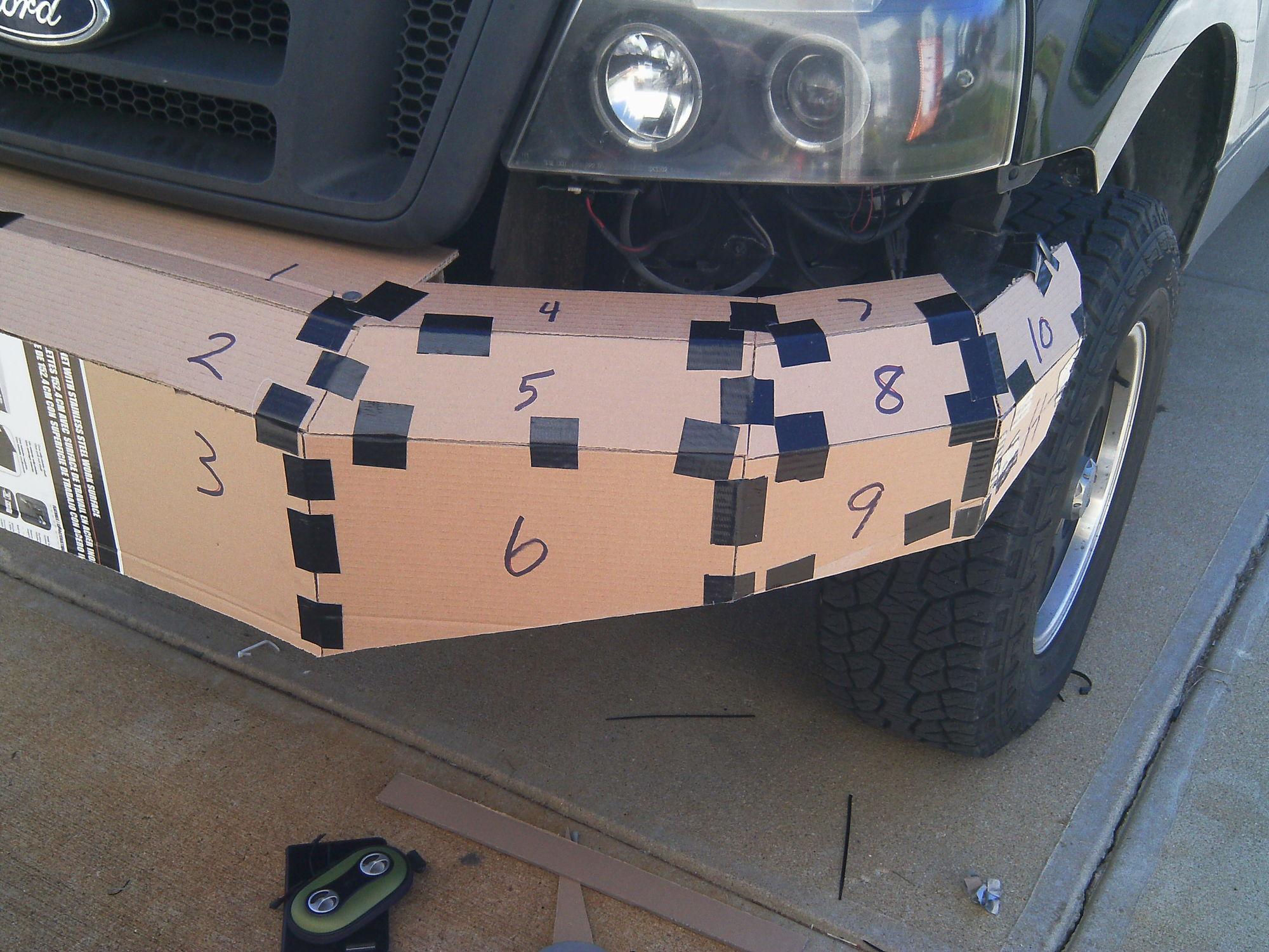 Custom Winch Bumper F150online Forums