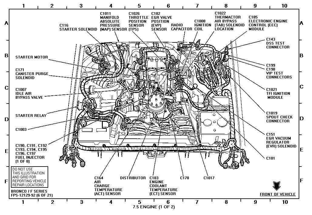 2000 Ford Excursion Wiring Diagram 1990 Ford Taurus Wiring