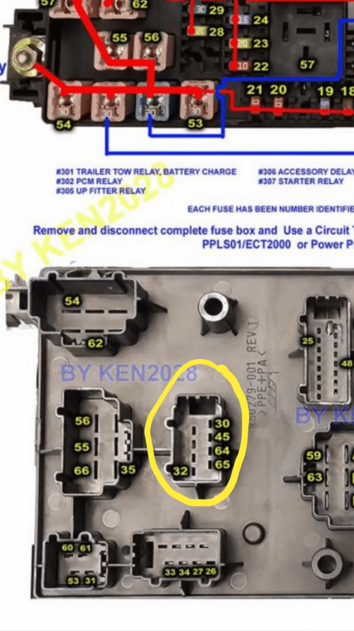 small resolution of 2005 ford f350 diesel fuse diagram