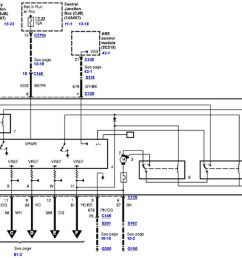 wiper motor wiring diagram for a 2008 2010 ford truck 07 ford f250 wiring diagram 07 ford focus wiring diagram [ 1299 x 908 Pixel ]