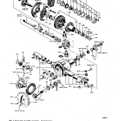 Dana 80 Rear Axle Diagram Kazuma Atv Wiring Front End For Ford F150 Imageresizertool Com