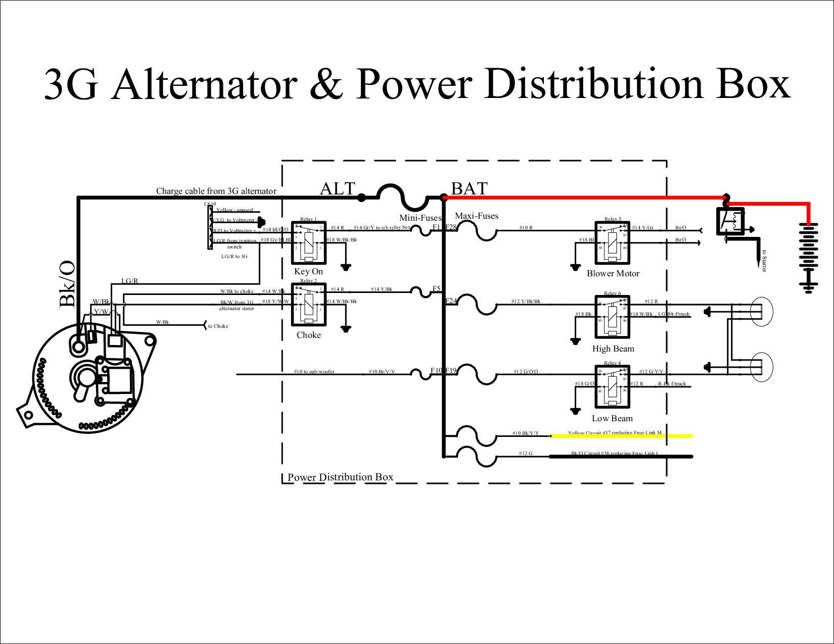 hight resolution of ford motorcraft alternator wiring diagram images gallery