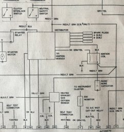 tach wire question ford truck enthusiasts forums factory tach wiring diagram ranger on 1988 ranger  [ 1128 x 1504 Pixel ]