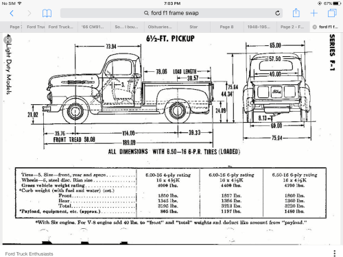 small resolution of i am about to start putting a 49 on a gmc canyon frame the track width is very close and i can easily deal with the length
