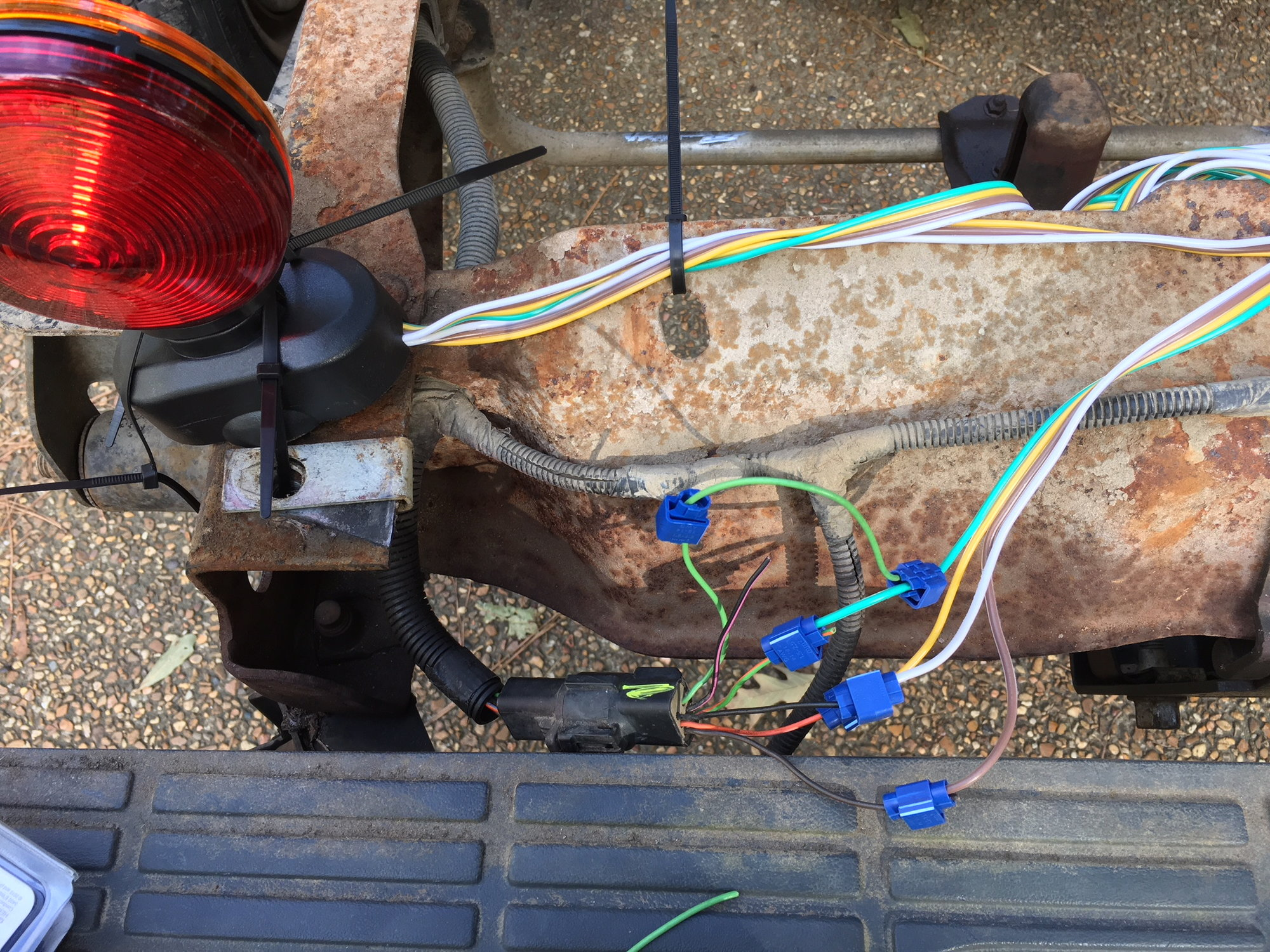 Turn Signal Wiring Questions Ford Truck Enthusiasts Forums