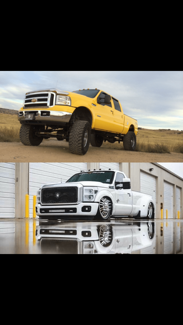 Ford F150 Dually : dually, F-250, Dually, Conversion, Truck, Enthusiasts, Forums