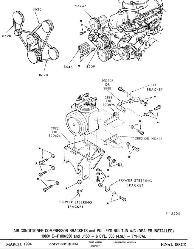 Ford 300 6 Cylinder Engine Diagrams | familycourt.us  L Engine Diagram on