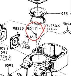 quadrajet parts diagram wiring diagrams the quadrajet parts diagram [ 973 x 2000 Pixel ]