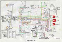 √ 49Cc Mini Harley Wiring Diagram | 49cc Mini Chopper ... X Cc Pocket Bike Wiring Diagram on