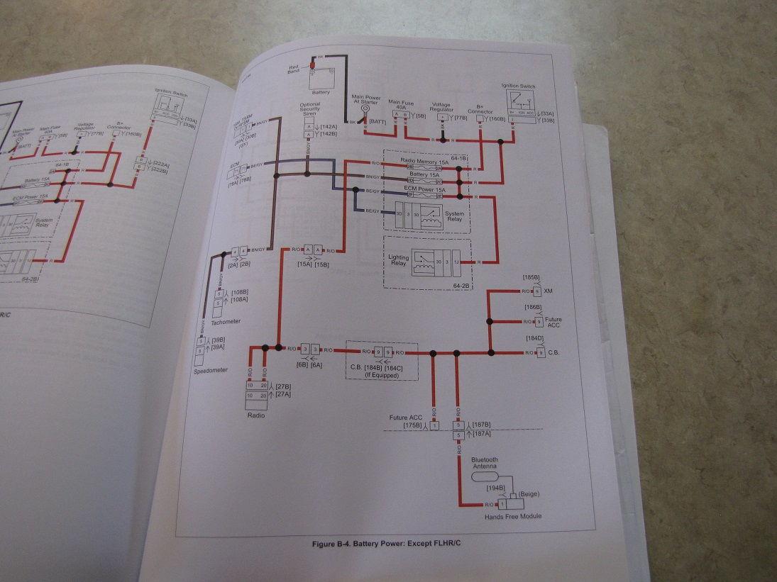 Harley Davidson Wiring Diagram As Well 7 Wire Trailer Wiring Diagram