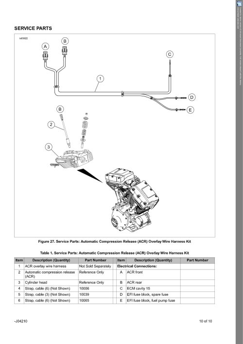 small resolution of  acr circuit at the ecm when the ecm turns the ground on during start up if you decide to get your current from the starter i hope your putting a inline
