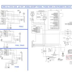 99 Softail Wiring Diagram Janitrol Furnace Thermostat 1984 Fxwd And Schematics