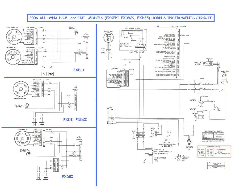 medium resolution of 1999 fxdl speedo swap to 5 wiring help harley davidson forums1999 harley fxst wiring diagram 7