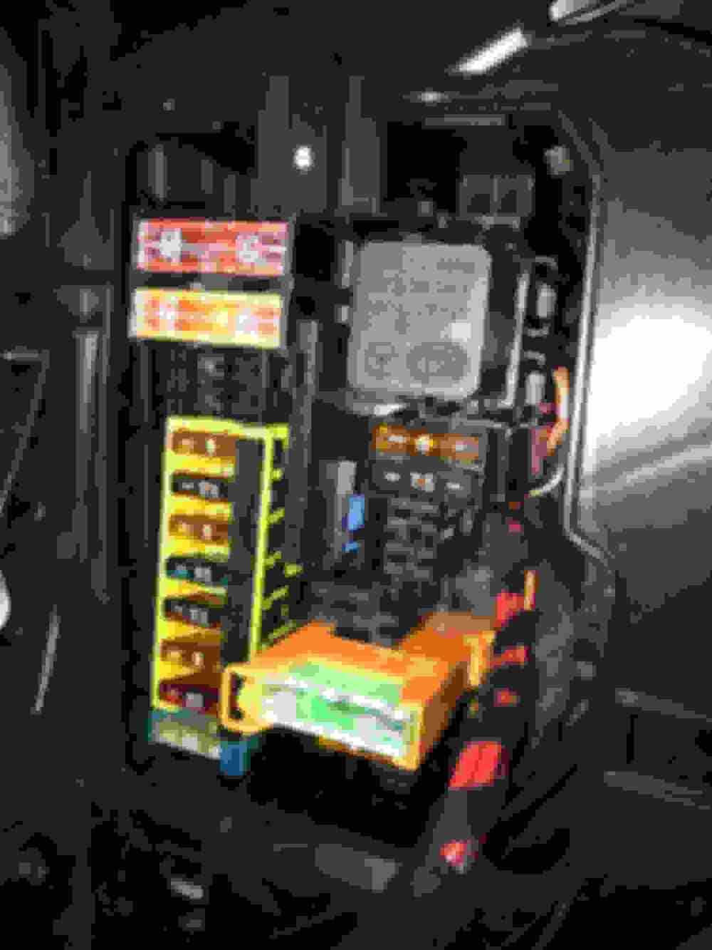 medium resolution of i suppose worst case i could tap a fuse in the passenger footwell if i know which fews were switced with acc power pics are attached for reference