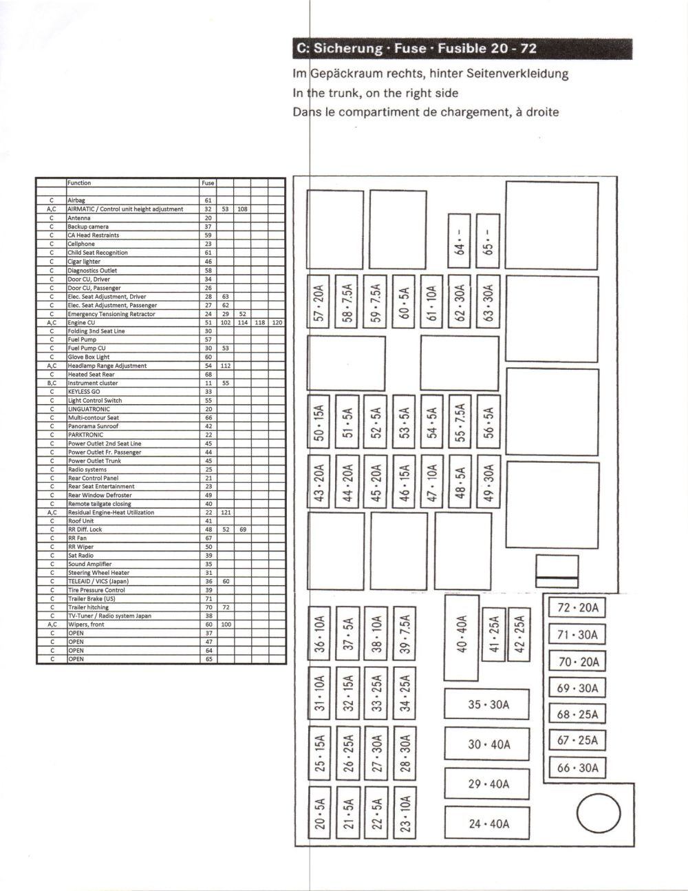 medium resolution of mercedes benz gl fuse box wiring diagram meta gl450 power window switch wiring diagram