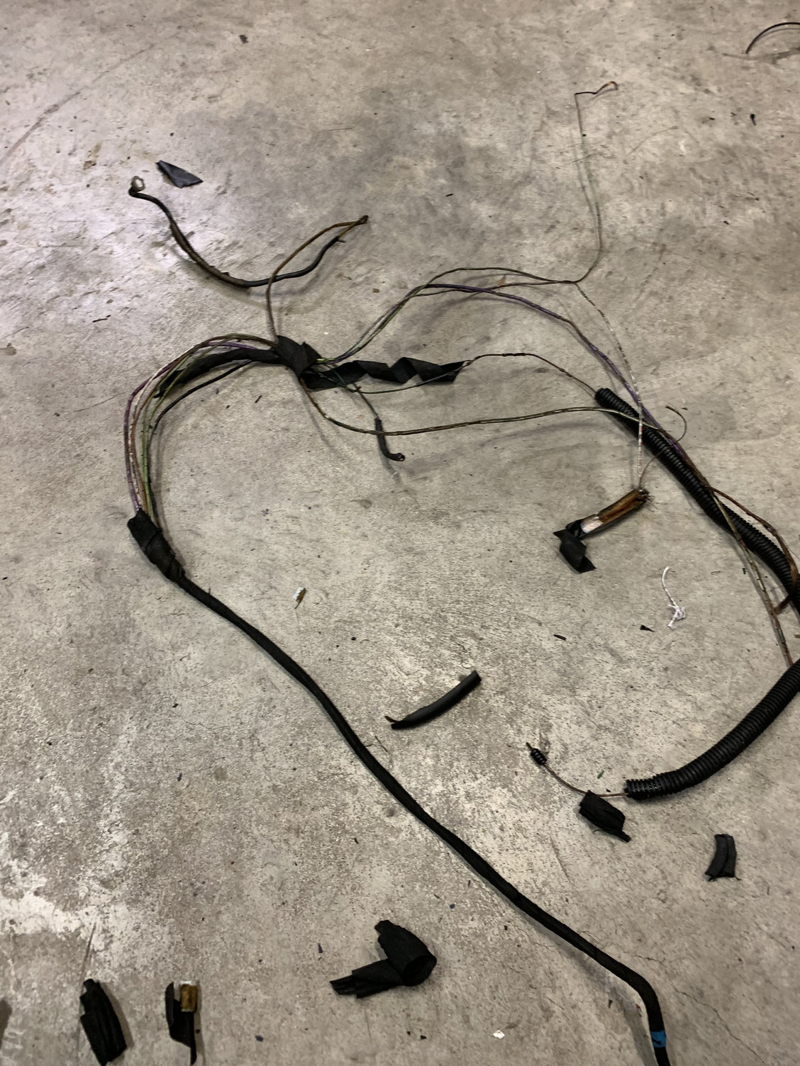 hight resolution of so just had my transmission wiring harness done by a local friend in tampa after exhausting all options the car now runs like new