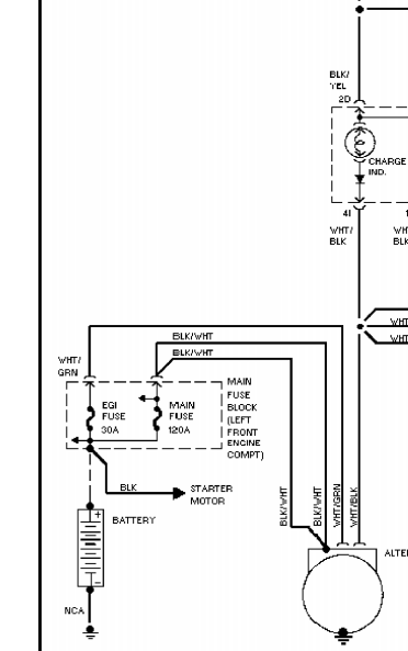 FD Alternator Wiring in an FC (No stock wiring present