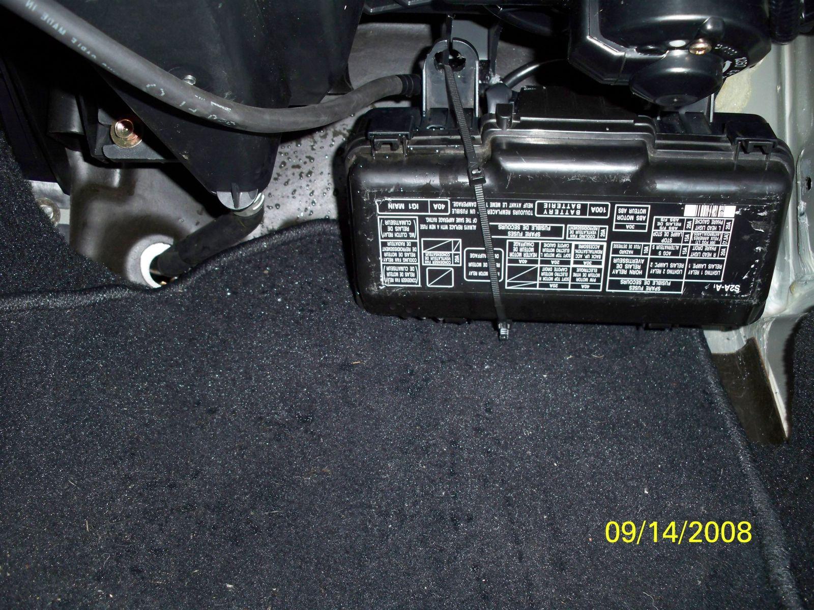 Honda S2000 Fuse Box Relocation Kit Electrical Wiring Diagram Battery Diy Diydrywalls Org