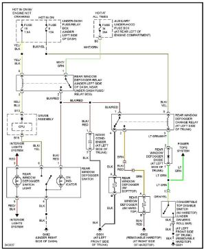 Wiring Diagram 2007 S2000  S2KI Honda S2000 Forums