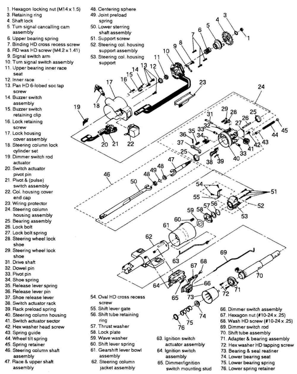 medium resolution of regarding the sticking clutch issue third generation body harley six speed transmission diagram exploded diagram jpg