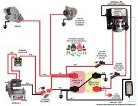 √ Warn Model 8274 Winch Wiring Diagram Warn 12000 Winch Warn Xd I Winch Controller Wiring Diagram on