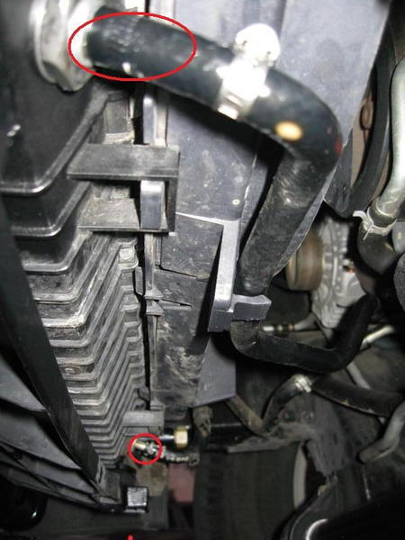 2000 Nissan Frontier Ac Wiring Diagram Ford F 250 F 350 Replace Radiator How To Ford Trucks