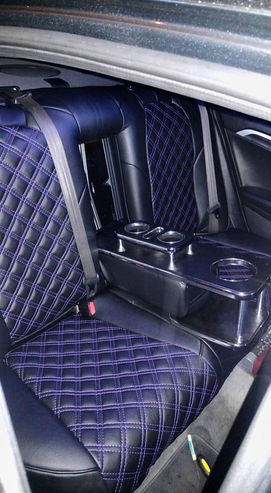 Custom Clazzio Seat Cover Replacements AcuraZine