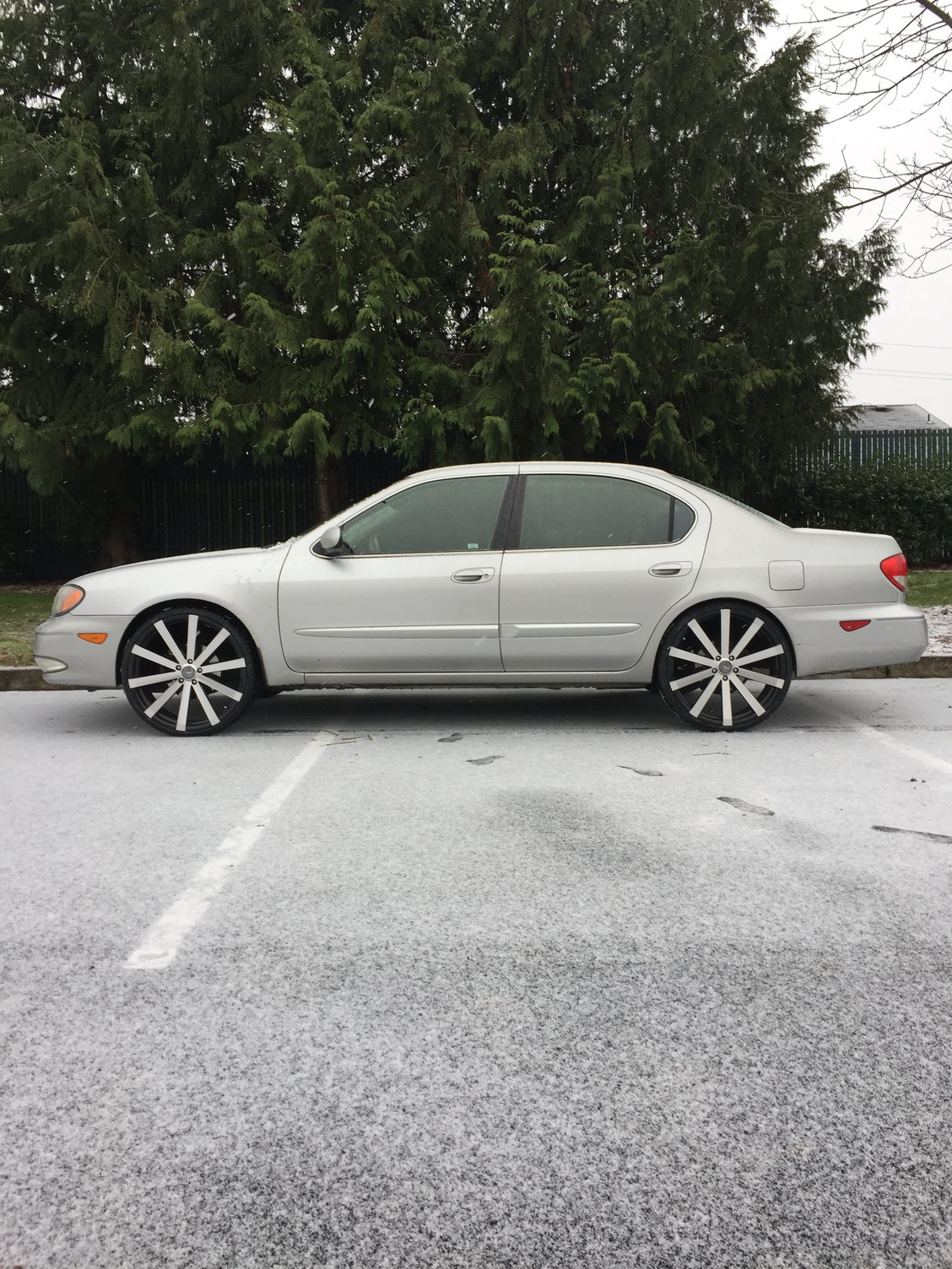 Nissan Maxima On 22s : nissan, maxima, Ordered, 22's., Clearance, Questions, Maxima, Forums