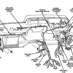 1998 Jeep Wrangler Wiring Diagram Radio Ford Car Diagrams No Gauges Or Radio. G108 Ground? - Cherokee Forum