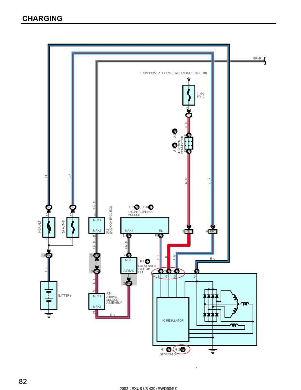 medium resolution of 2003 ls430 alternator wiring clublexus lexus forum 2001 lexus ls430 wiring diagram 2001 lexus ls430 wiring