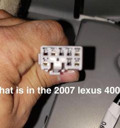 lexus rx400h trailer wiring harness [ 1922 x 1725 Pixel ]