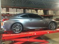 Tire Rack Measured My RC Today - Club Lexus Forums