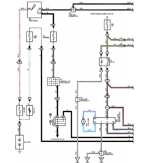 Wiring Diagram Lexu Gs430 : 2006 Lexus Gs 300 Wiring