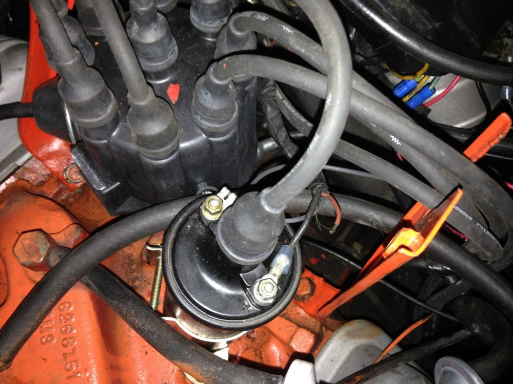 medium resolution of 1972 350 coil wiring corvetteforum chevrolet corvette brian coil resistor wiring diagram