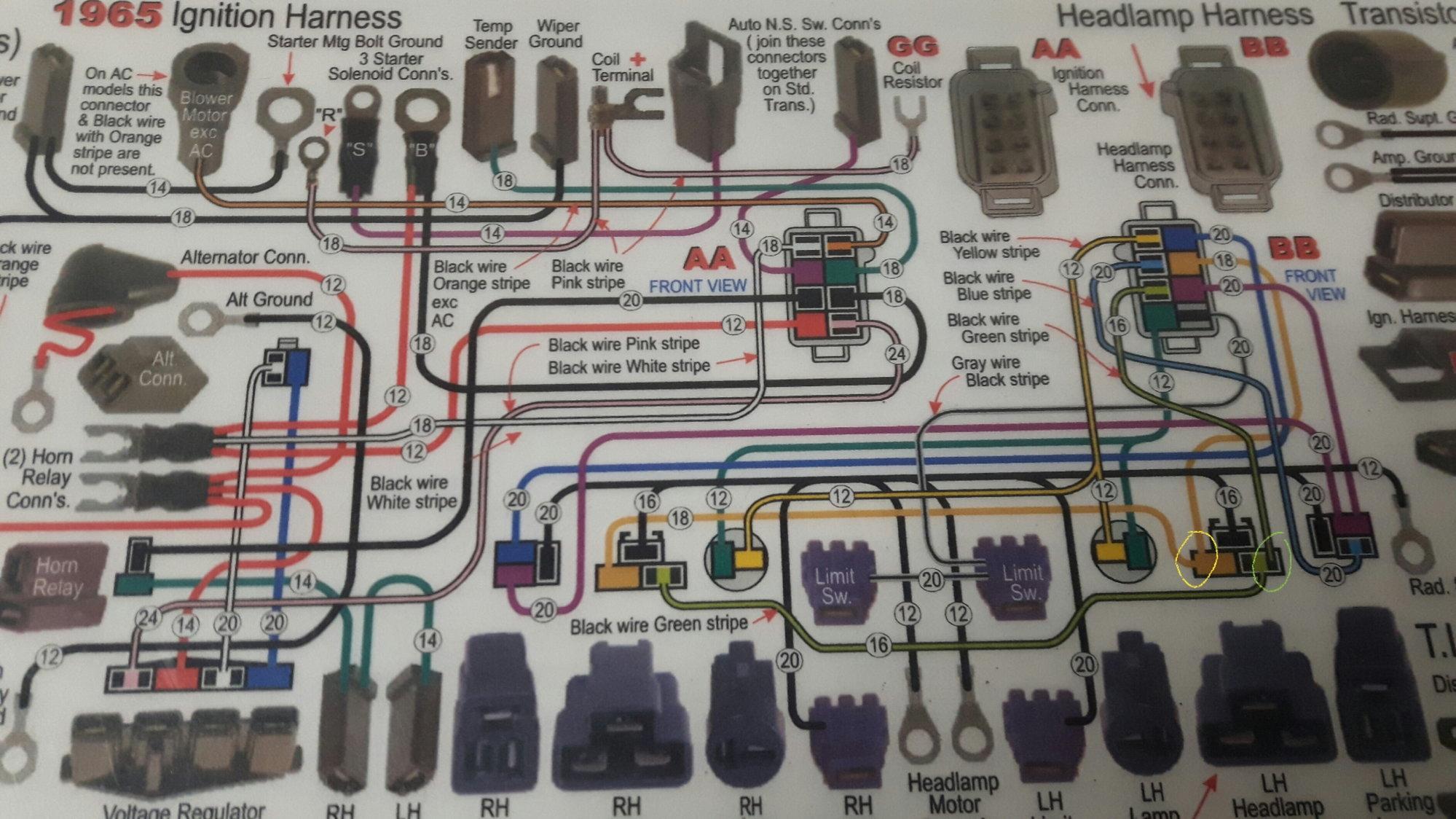 Five Way Switch Wiring