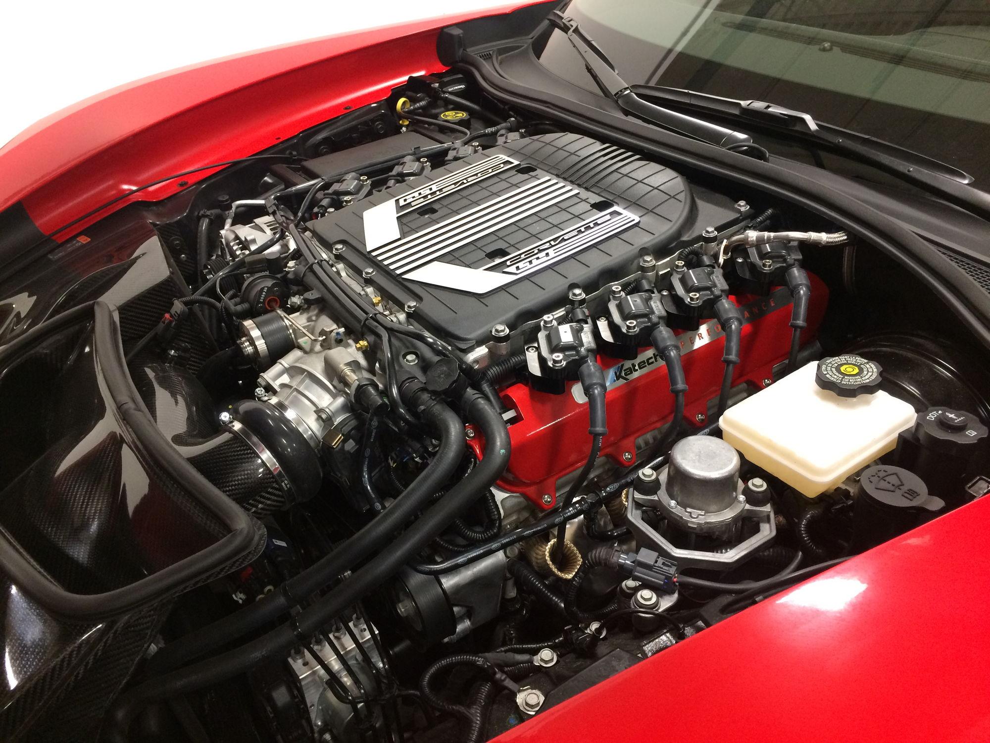 Katech Gen 5 LT1LT4 cast aluminum valve covers now available  CorvetteForum  Chevrolet